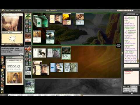 RTR Block Draft 1 Part 9 - Match 3, Game 2