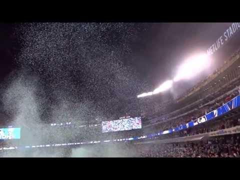 Seattle Seahawks Super Bowl XLVIII Champions Celebration at MetLife Stadium