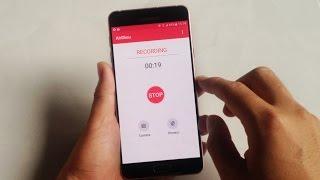 Cách quay màn hình trên điện thoại Android 2017
