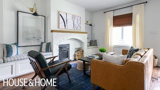 Makeover: A Family Home Goes From Cramped To Cool