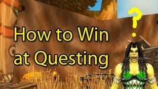 How to Win at Questing by Wowcrendor (WoW Machinima)