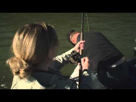 Fishing with Rod: Sturgeon and hot springs, part two