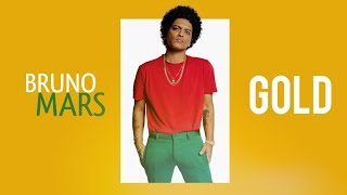 Watch Bruno Mars Gold video