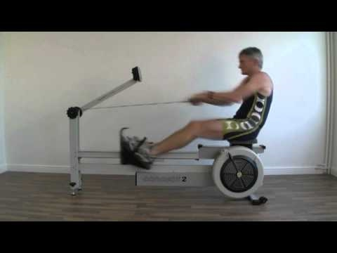 rowing machine bad form