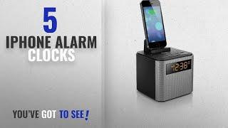 Top 10 Iphone Alarm Clocks [2018 ]: Philips AJT3300/37 Bluetooth Dual Alarm Clock Radio