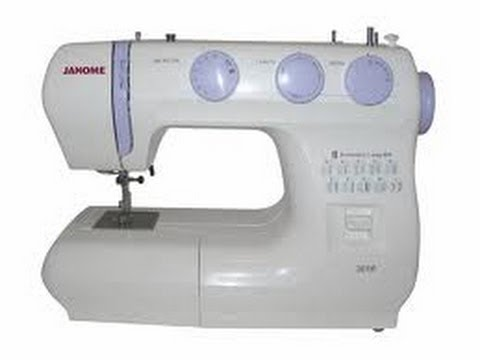 Maquina de Coser Janome 3016LE