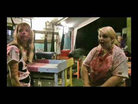 Haunted Trails N.C Halloween 2009 - Woods of Terror