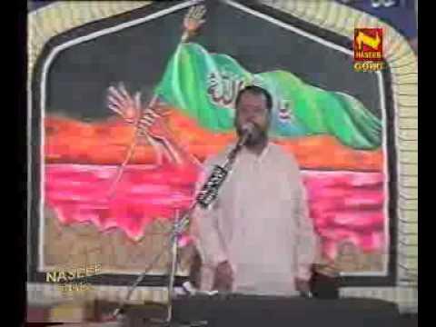Manzoor Solangi Majlis Part 8 p Last video