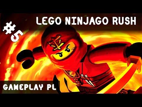 LEGO NINJAGO RUSH PO POLSKU | SIŁA KAI  I Wielki Turniej!
