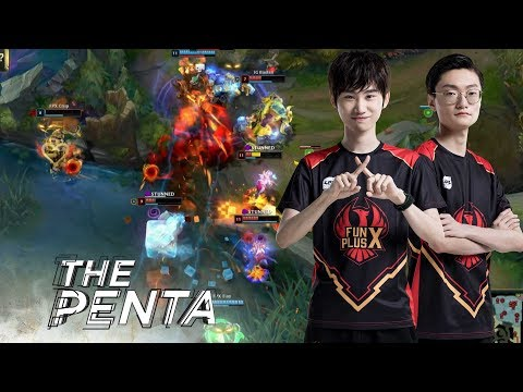 The Penta | 2019 Worlds Semifinals