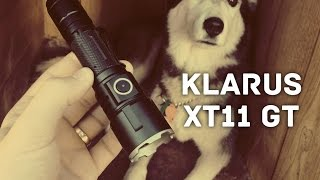 Download My Best Torch / Flashlight -  Klarus XT11 GT 2000 Lumens Working Light 3Gp Mp4
