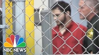Accused Fort Lauderdale Airport Gunman Transported To Court For Hearing | NBC News