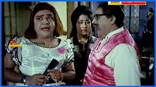 Kanchana - Avey Kallu - Telugu Full Length Movie - Superstar Krishna,Kanchana,Rajanala part - 4