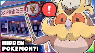 NEW HIDDEN POKEMON?! Pokemon Sword And Shield New Trailer Includes Pokemon You Missed!