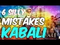 ❤ KABALI MOVIE ❤ 6 Silly Mistakes in Kabali Movie || Hindi Movie mistakes
