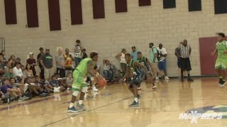 LeBron James Jr. Day 2 Highlights from Las Vegas