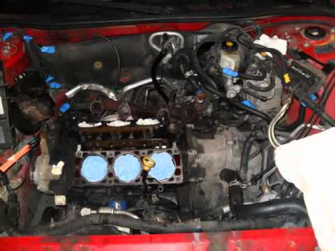 2003 Impala Head Gasket Replacement