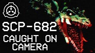 SCP-682 Mutation Log ████