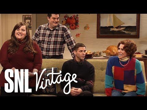 Surprise Lady: Thanksgiving - SNL