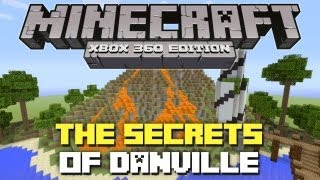Amazing Town on Minecraft Xbox 360! Welcome to Danville!
