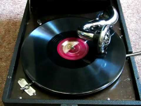 De parel van de Jordaan - Johnny Jordaan on 78 RPM