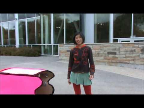 Walk A Longboard? - 2010 Original Longboard Costume Contest