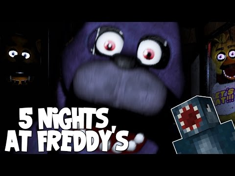 Five Nights At Freddy's! - Halloween Week - Squiddy The Pirate!