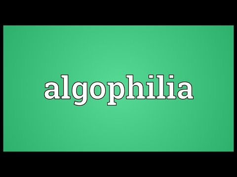 Header of Algophilia