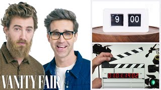 Everything Rhett & Link Do in a Day | Vanity Fair