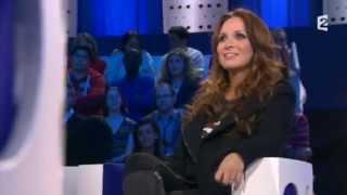 Hélène Segara - On n'est pas couché 25 février 2012 #ONPC
