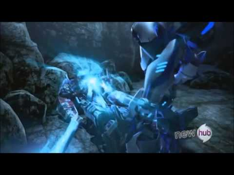 Transformers Prime Can't Hold Us, With Some False Flag video