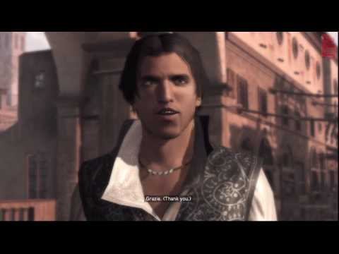 Assassin's Creed 2 HD FULL Walkthrough Guide Part 3 in True 1280x720 HD