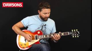 Gibson 2016 Les Paul Traditional Review