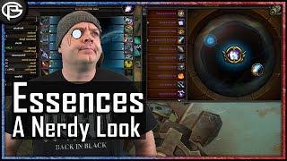 A Nerdy Look at Essences