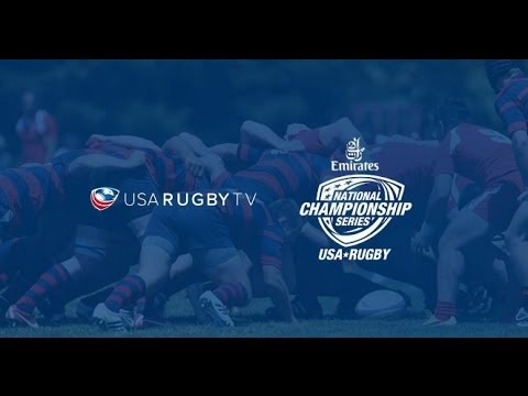 2014 Emirates Airline USA Rugby College National Championship - 5/9/14