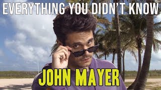 Everything You Didn't Know About John Mayer: Music From Behind