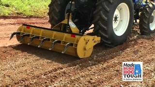 Bush Hog Rollover Box Blade RO720 HD