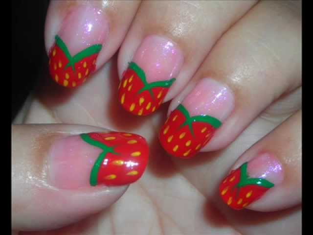 Summer Fruit Series - Collaboration with Dollface22772 - Strawberry