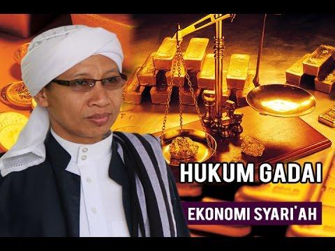 Hukum Gadai | Buya Yahya | Ekonomi Syari'ah
