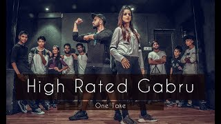Download Lagu HIGH RATED GABRU | One Take | Guru Randhawa | Tejas Dhoke Choreography | Dancefit Live Gratis STAFABAND