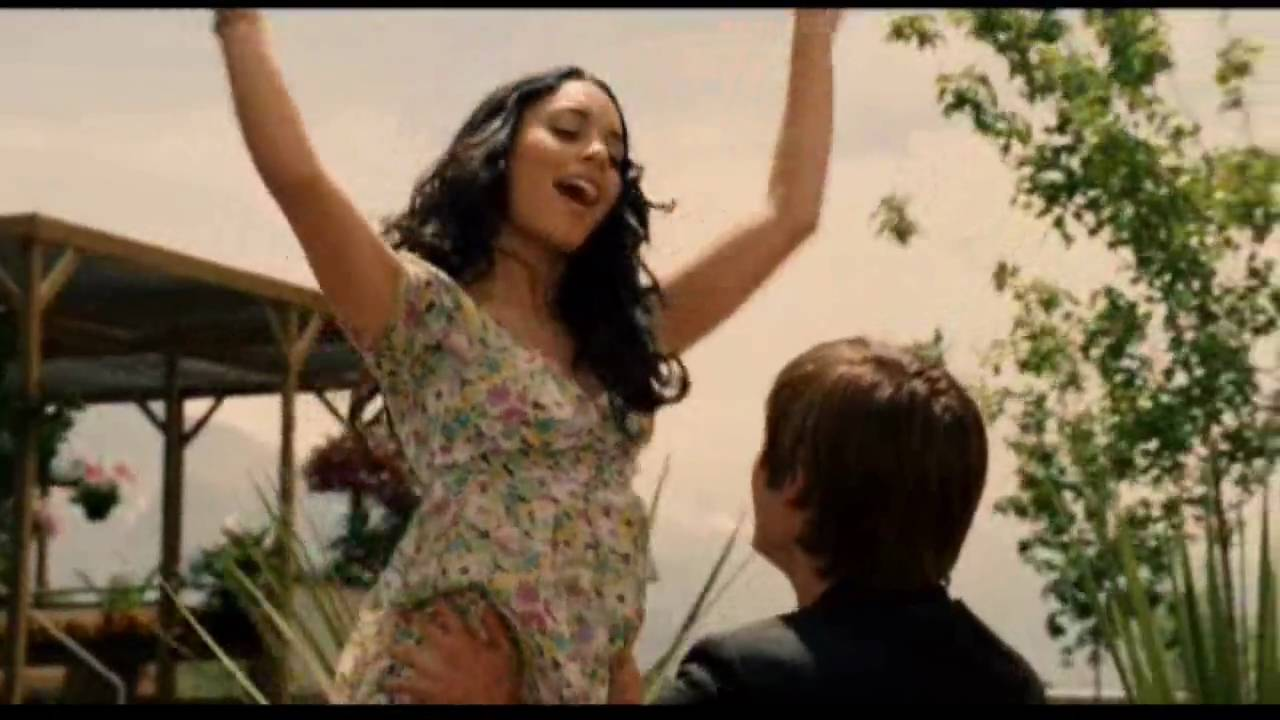 HIGH SCHOOL MUSICAL - CAN I HAVE THIS DANCE (HD) - YouTube