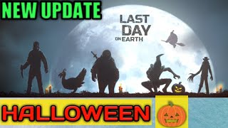 🎃HOLLOWEEN UPDATE V2.0 | last day on earth