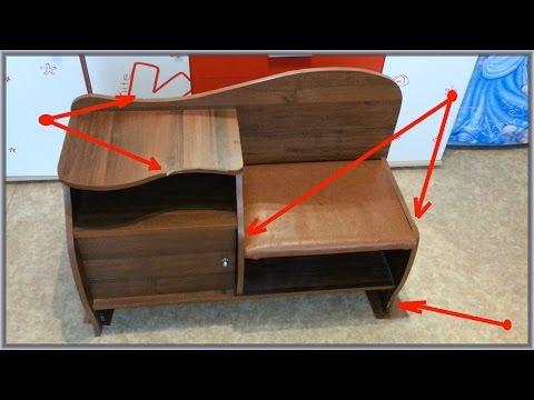 Мебель из дсп своими руками отзывы