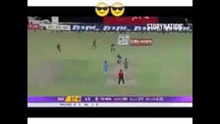 Funny Bangladesh Cricket against India! Mauka !