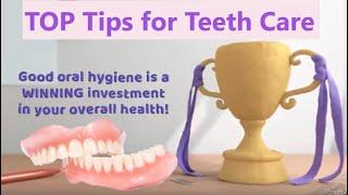 Quick Tips - Oral & Denture Care