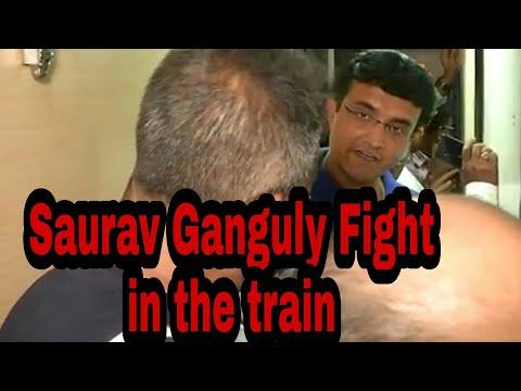 download lagu Saurav Ganguly Fight  Passenger In The Train While gratis