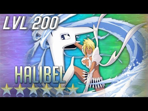 Halibel(Speed) 6★ LVL.200 Review/Gameplay! [Bleach Brave Souls]