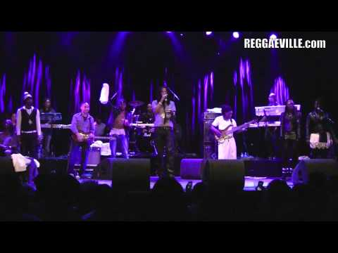 Gyptian - Serious Times [Part 2: Live in Amsterdam 10/25/2010]