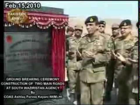 Pakistan Army developing FATA.flv