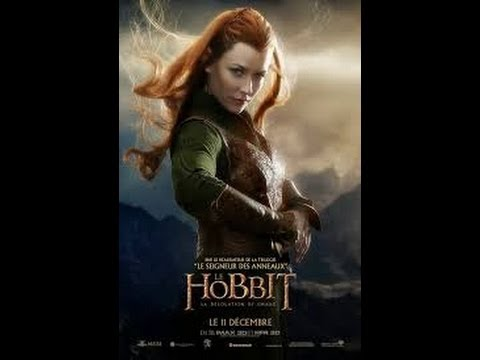 Year 3 Day 79 Greg Versus The Hobbit 2 review of movie and special features